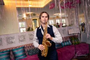 Саксофонист на свадьбу, корпоратив, праздник в Киеве, Музыканты на свадьбу