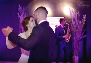саксофонист на свадьба киев
