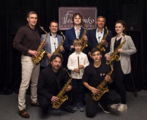 школа саксофона киев, уроки саксофона киев