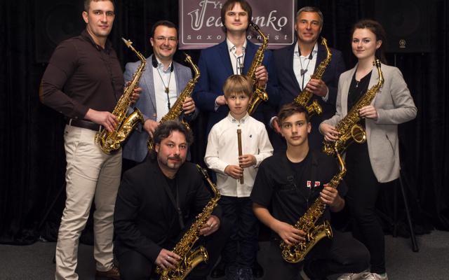 Тест на знание нот школа саксофона киев, уроки саксофона киев